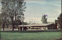 Surf Motel, 230 E Main St Postcard
