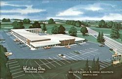 Holiday Inn, 800 North Broad