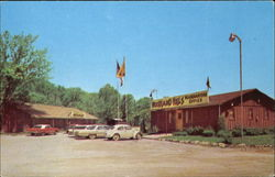 Woodland Hills Restaurant And Headquarters Office Postcard