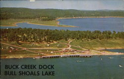 Buck Creek Dock, Junction Hwy. 125 and Bull Shoals Lake