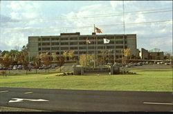Holzer Medical Center, 3 Miles Northwest Postcard