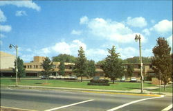 The Oberlin Inn Postcard