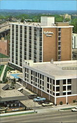 Holiday Inn Downtown, West 1st St. & I-75