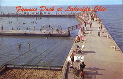 Famous Dock At Lakeside