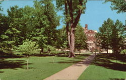 Campus Walk, Ohio University