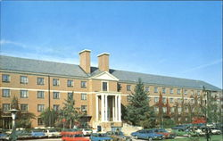 The Newell D Gilbert Residence Hall, Northern Illinois University