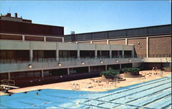 Intramural Physical Education Building, University of Illinois