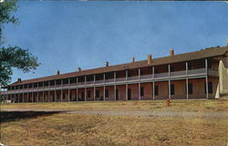 Cavalry Barracks