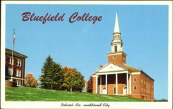 Chapel - Bluefield College