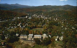Aerial View Of Montpelier