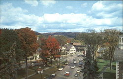 The Center Of Woodstock