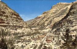 Ouray In Winter