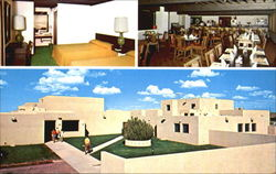 Hopi Cultural Center Motel And Restaurant, Box 67 Postcard