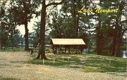 Newport Lake Tourist Park, Highway 67