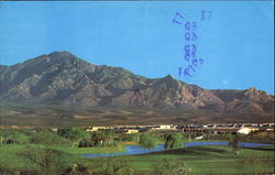 Fairfield's Green Valley, PO Box 587 Postcard