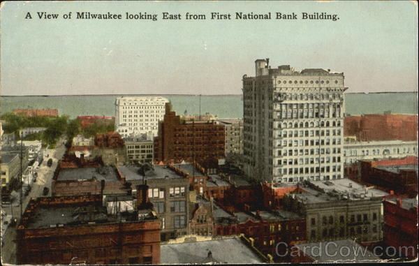 A View Of Milwaukee Wisconsin