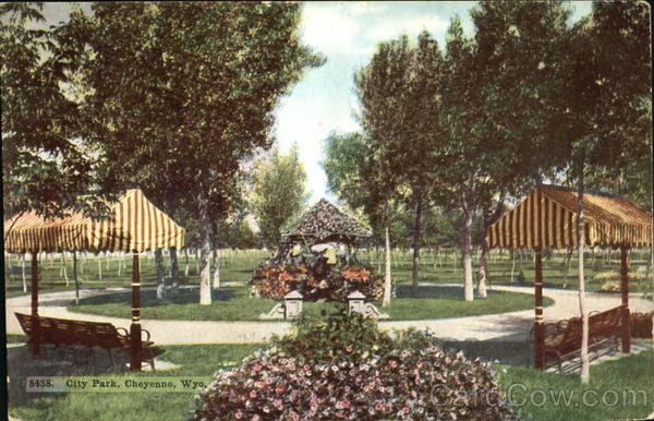 City Park Cheyenne Wyoming