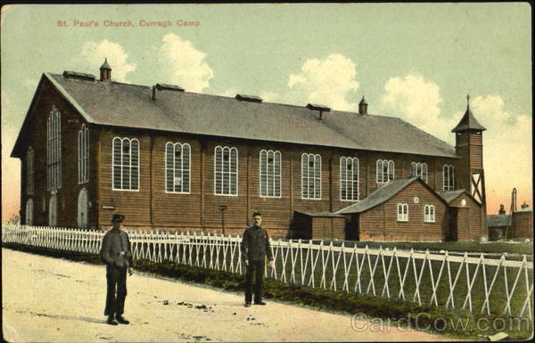 St. Paul's Church, Curragh Camp Ireland
