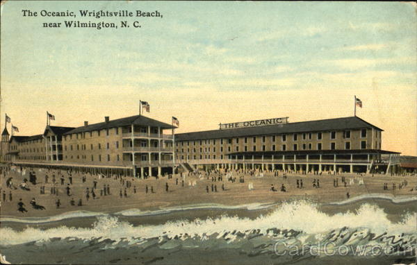 Carolina Beach To Wilmington Nc >> The Oceanic, Wrightsville Beach Wilmington, NC