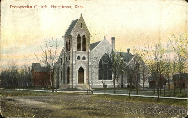 Presbyterian Church Hutchinson Kansas