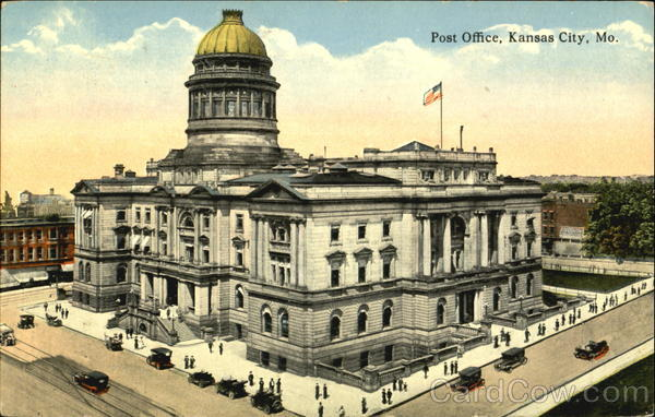 Post Office Kansas City Missouri