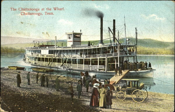 The Chattanooga At The Wharf Tennessee