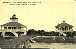 Gasparilla Light Station