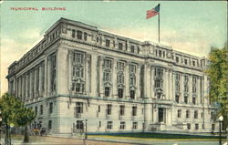 The Municipal Building, Pennsylvania Avenue and 14th Street