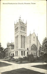 Second Presbyterian Church Postcard
