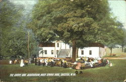 The Grove And Auditorium, Rock Spring Park