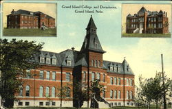 Grand Island College And Dormitories