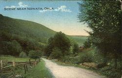 Scene Near Nowata