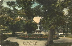 View In City Park