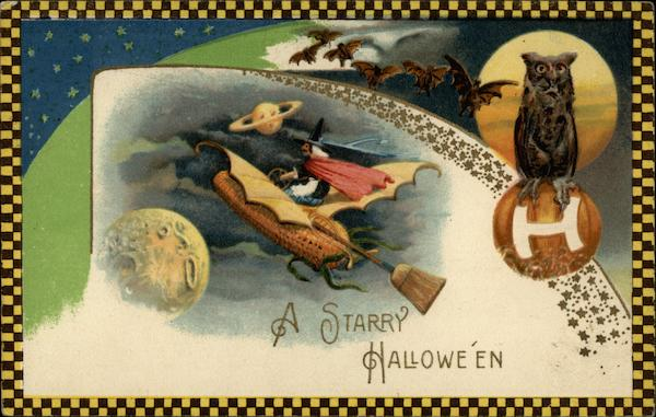 A Starry Halloween Samuel L. Schmucker