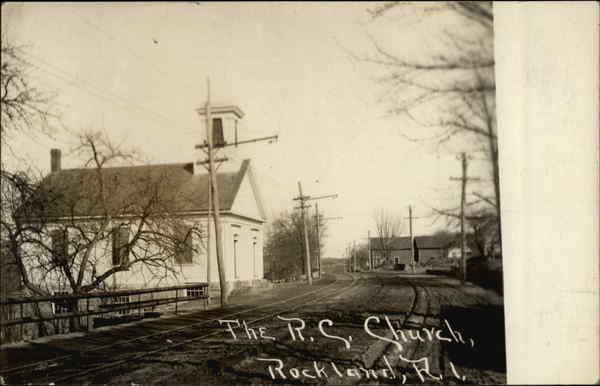 Churches In Scituate Rhode Island