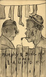 Murphy & Ding Ho Hand Laundry