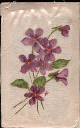 A Sprig of Purple Flowers