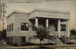Luther League Hall