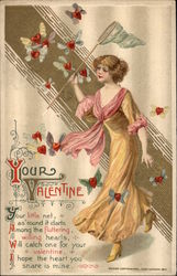 Your Valentine - Butterfly Net