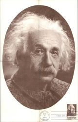 Albert Einstein Installment Set (4 Cards)