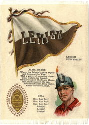 Lehigh University Tobacco Silk