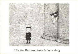 H is for Hector Done in by a Thug