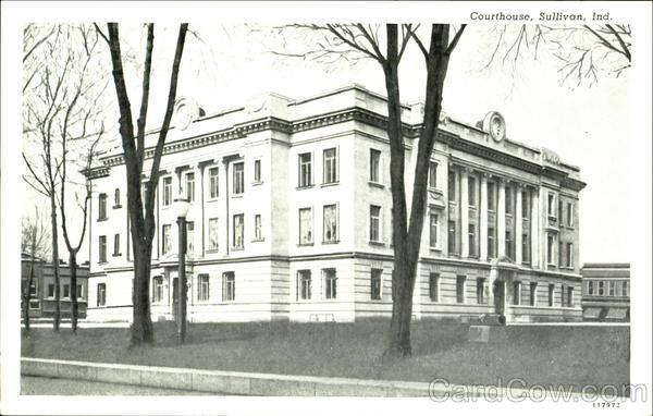 Courthouse Sullivan Indiana