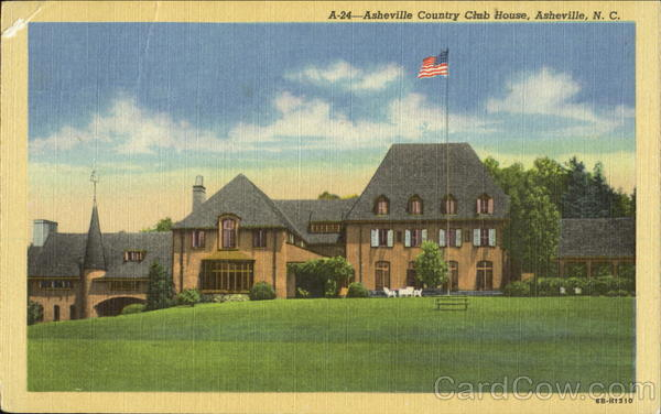 Asheville Country Club House North Carolina