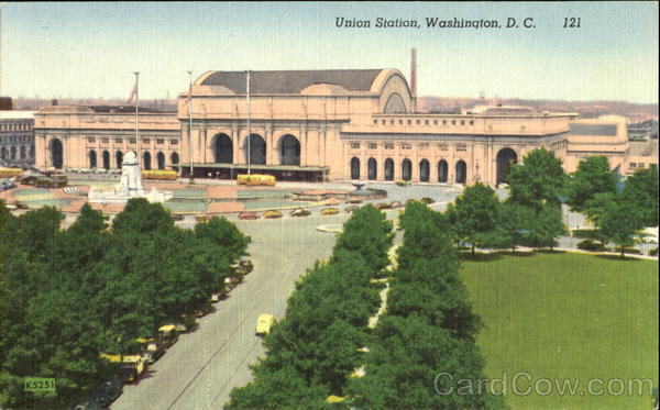 Union Station Washington District of Columbia