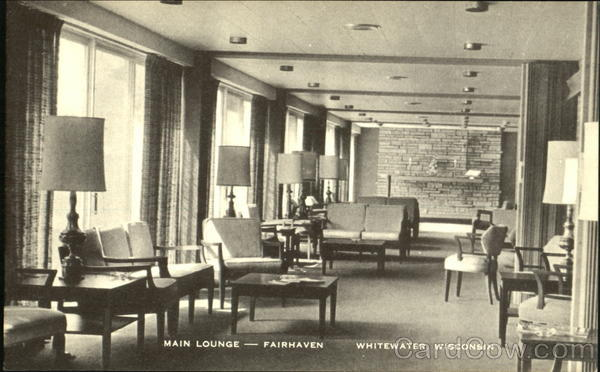 Main Lounge - Fairhaven Whitewater Wisconsin