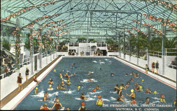 The swimming pool crystal gardens victoria bc canada - Victoria park swimming pool price ...