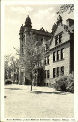 Main Building, James Millikin University