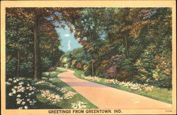 Greetings From Greentown
