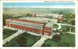 Memorial Stadium, University of Illinois